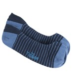 Men's Socks - Pencil Stripe - Light Blue