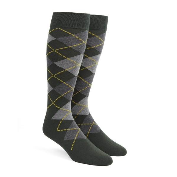 Hunter Argyle Socks