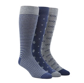 The Navy Sock Pack Navy Men's Socks