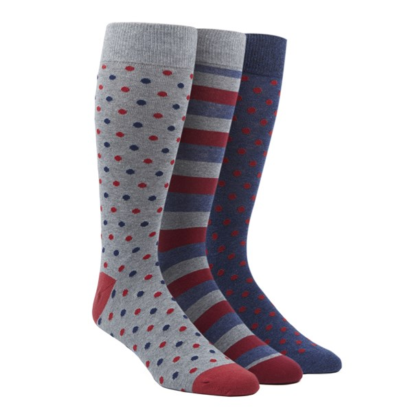 The Red Sock Pack Socks