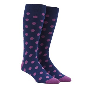 common dots azalea dress socks