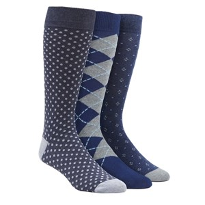 classic navy sock pack navy dress socks
