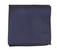 Pocket Squares - PINDOT - NAVY