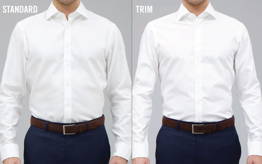 The Tie Bar - About Our Shirt Fits