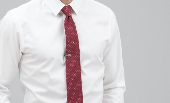 The Tie Bar - Essential White Shirts