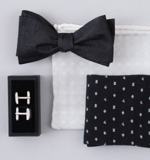 The Tie Bar - Wedding Pocket Squares